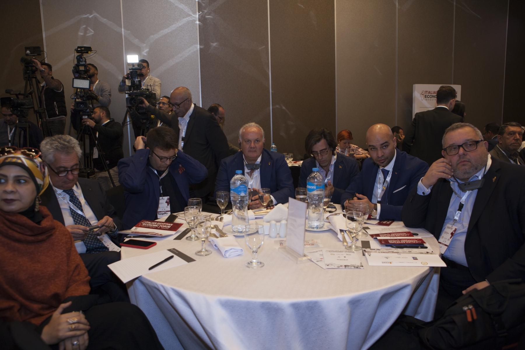 Forum Egitto - Italia dicembre 2019