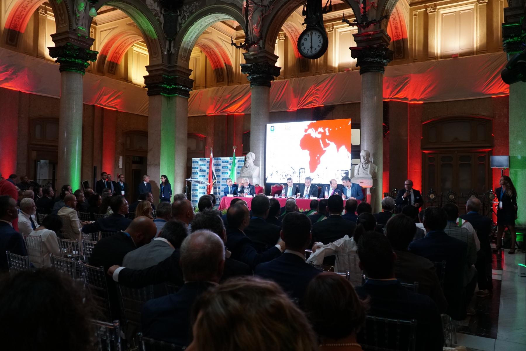 Napoli - Il Cairo una rotta per lo sviluppo economico Settembre 2019 (13)