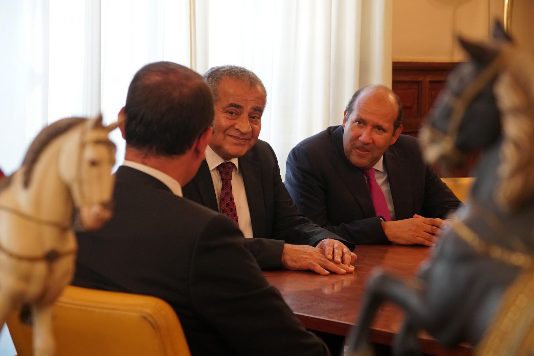Napoli - Il Cairo una rotta per lo sviluppo economico Settembre 2019 (2)