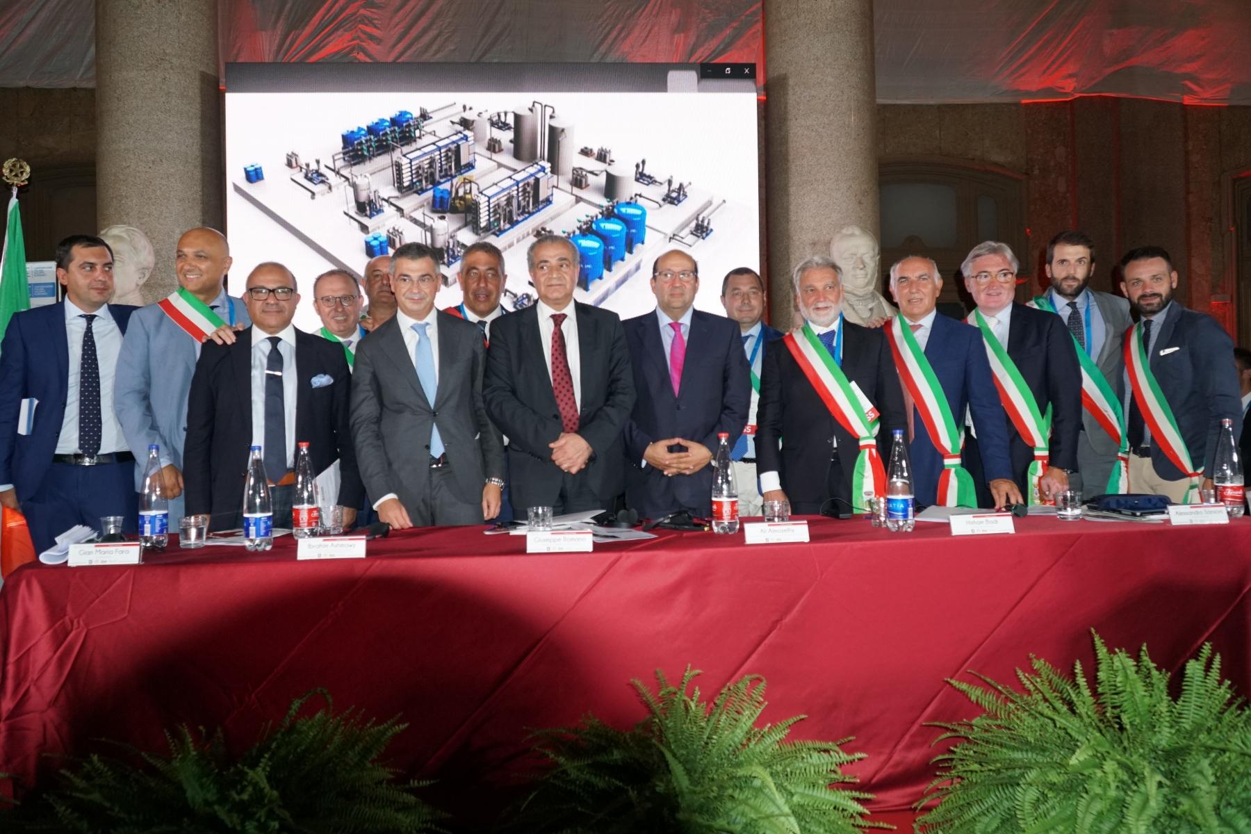 Napoli - Il Cairo una rotta per lo sviluppo economico Settembre 2019 (21)