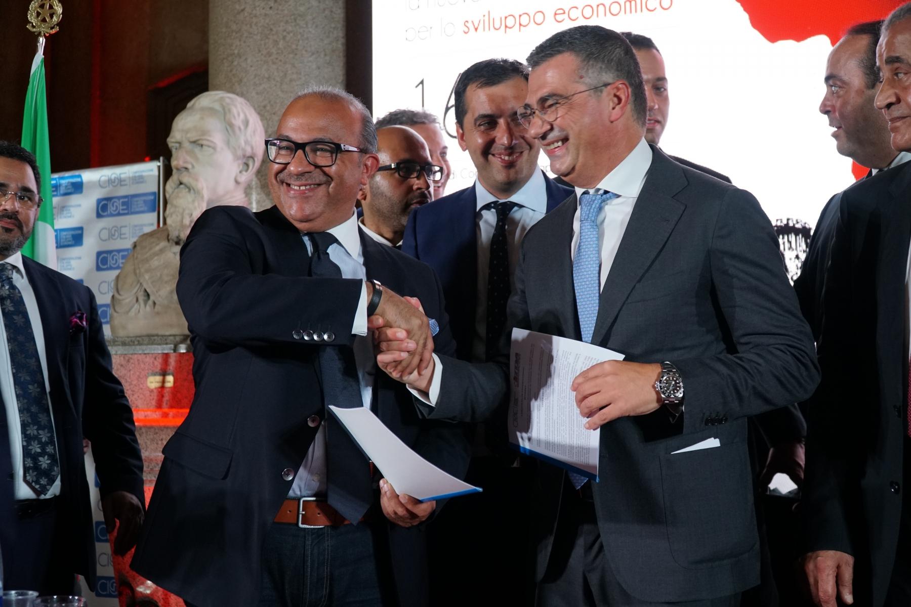Napoli - Il Cairo una rotta per lo sviluppo economico Settembre 2019 (25)