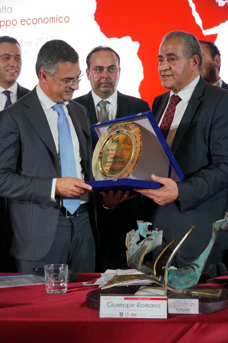 Napoli - Il Cairo una rotta per lo sviluppo economico Settembre 2019 (29)