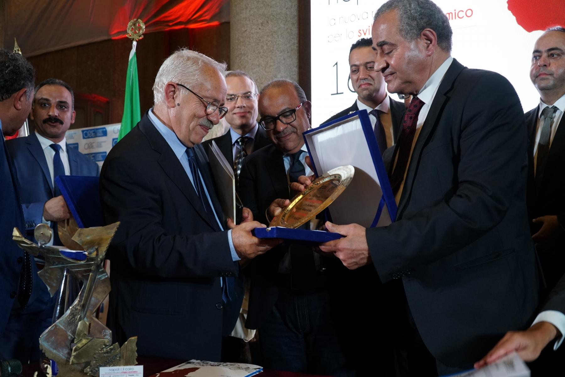 Napoli - Il Cairo una rotta per lo sviluppo economico Settembre 2019 (36)